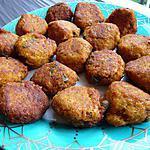 recette Boulettes de poisson à la Tunisienne