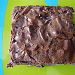 recette The brownie