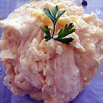 recette PUREE MAISON A L'OIGNON FRAIS