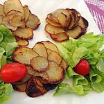 recette Roses de pommes de terre