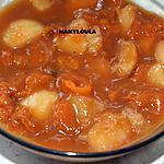 recette Compotée abricots et nectarines au Caramel et Romarin