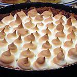 recette Tarte au citron meringue italienne