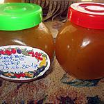 recette Confiture d'abricots au sirop