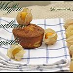 recette muffins moelleux aux physalis