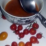 recette Soupe de Tomates du Jardin de Mamie