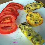 recette clafoutis de champignons frais