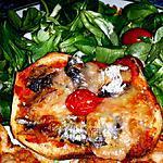 recette Bruschetta aux sardines