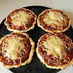 recette Tartelettes viandes hachée poireaux