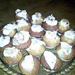 recette cupcake au citron et sa merinque