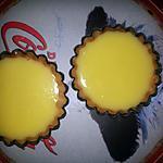 recette Tarte ou Tartelettes au citron façon Pierre Hermé