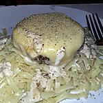 recette Fricadelles en sauce au fromages
