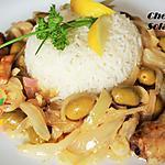 recette Poulet Yassa - Cuisine Africaine