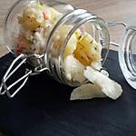 recette Salade de radis noirs - pommes de terre