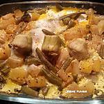 recette Inspiration tortilla, reste de brunoise de pdt et légumes