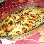 recette Gratin de courgettes jambon mozzarella