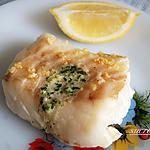 recette dos de cabillaud mariné à la sauge et au citron