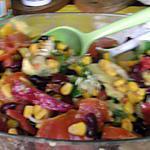 recette salade Tex-Mex