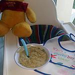 recette Purée bébé pomme de terre dinde haricots verts