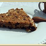 recette Cookies géant à la pâte de spéculoos