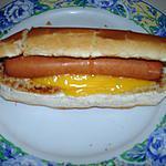 recette Hot dog