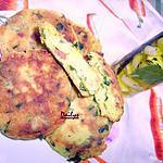 recette Galettes de pomme de terre/Maakouda
