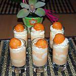recette verrines de melon