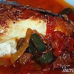 recette poulet aux 3 poivrons