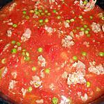 recette RAGU ALLA SICILIANA (sauce pour gratin de pates)