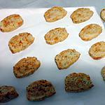 recette BISCUITS LEGERS AU BLEU