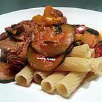 recette Osso-Bucco de dinde aux légumes