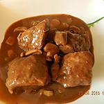recette Sauté de veau à la Bordelaise