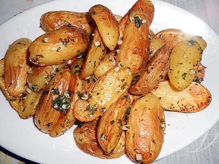 Recette de pommes de terre grenaille ail et persil - Quand repiquer le persil ...