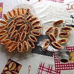recette Barquettes chocolat ou confiture
