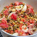 recette Salade de macédoine