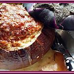 recette Aubergines farcies au mascarpone