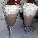 recette Milk shake chocolat-cookies
