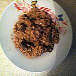 recette Riz au paprika et foie de boeuf