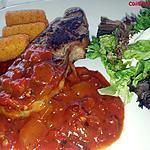 recette Entrecôte sauce provençale