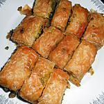 recette Baklava
