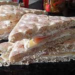 recette Sandwich nordique
