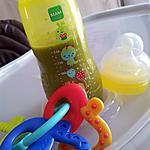 recette Soupe au légumes vert *Pour bébé*