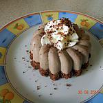recette Panna cotta aux cookies chocolat