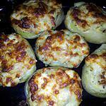 recette Pommes de Terres fromagères !