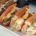 recette Sandwichs au thon