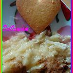 recette Sablés à la fleur de sel et à la noix de coco