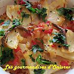 recette Cœur de céleri rave à la niçoise