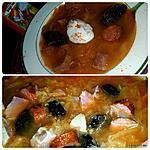 recette Kapustnica: soupe slovaque à la choucroute