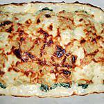 recette CANNELONNI A LA BROUSSE ET BLETTES SAUVAGES