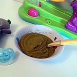 recette Soupe bébé haricot vert carotte jambon