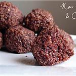 recette Rochers tout cacao